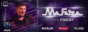 Ma Faiza at Myx-Evolve Night @ Myx | Kolkata | West Bengal | India