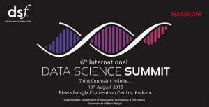 6th International Data Science Summit @ Biswa Bangla Convention Centre